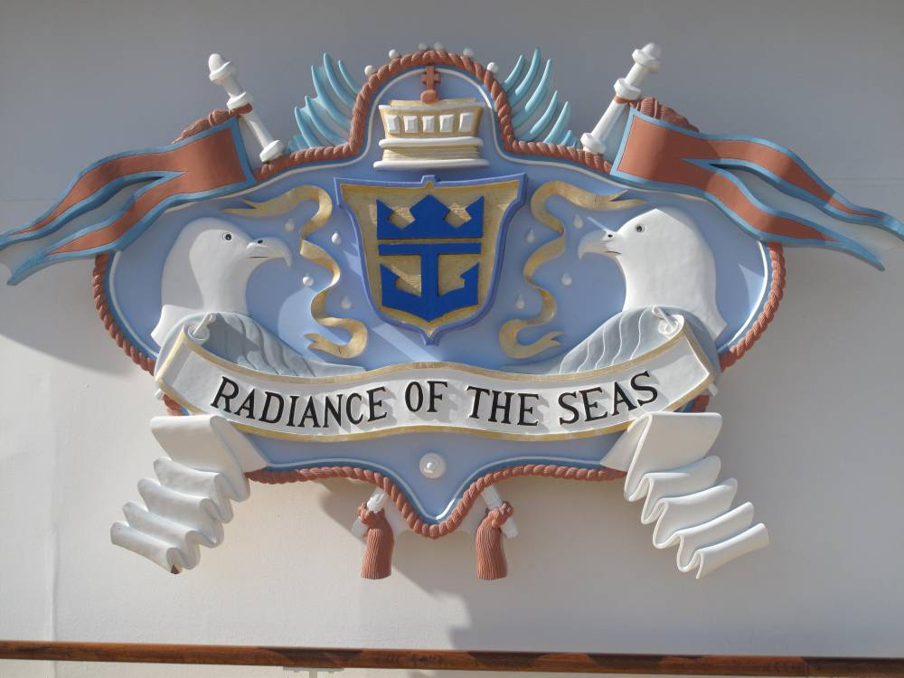 Radiance Of The Seas - An Overview (1/6)