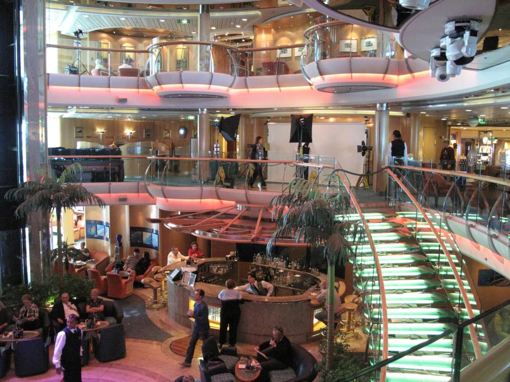 Radiance Of The Seas - An Overview (4/6)