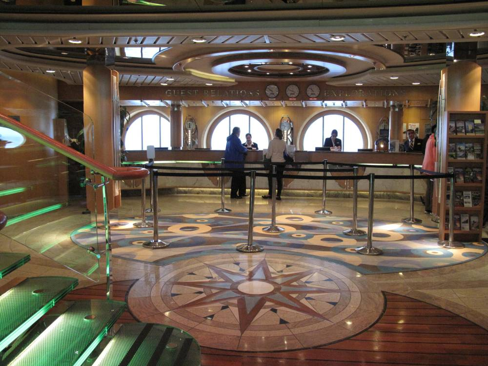 Radiance Of The Seas - An Overview (3/6)
