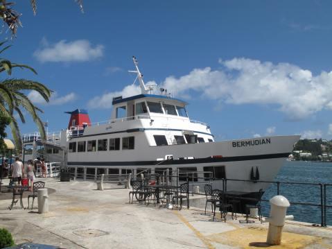 The Bermudian, Bermuda
