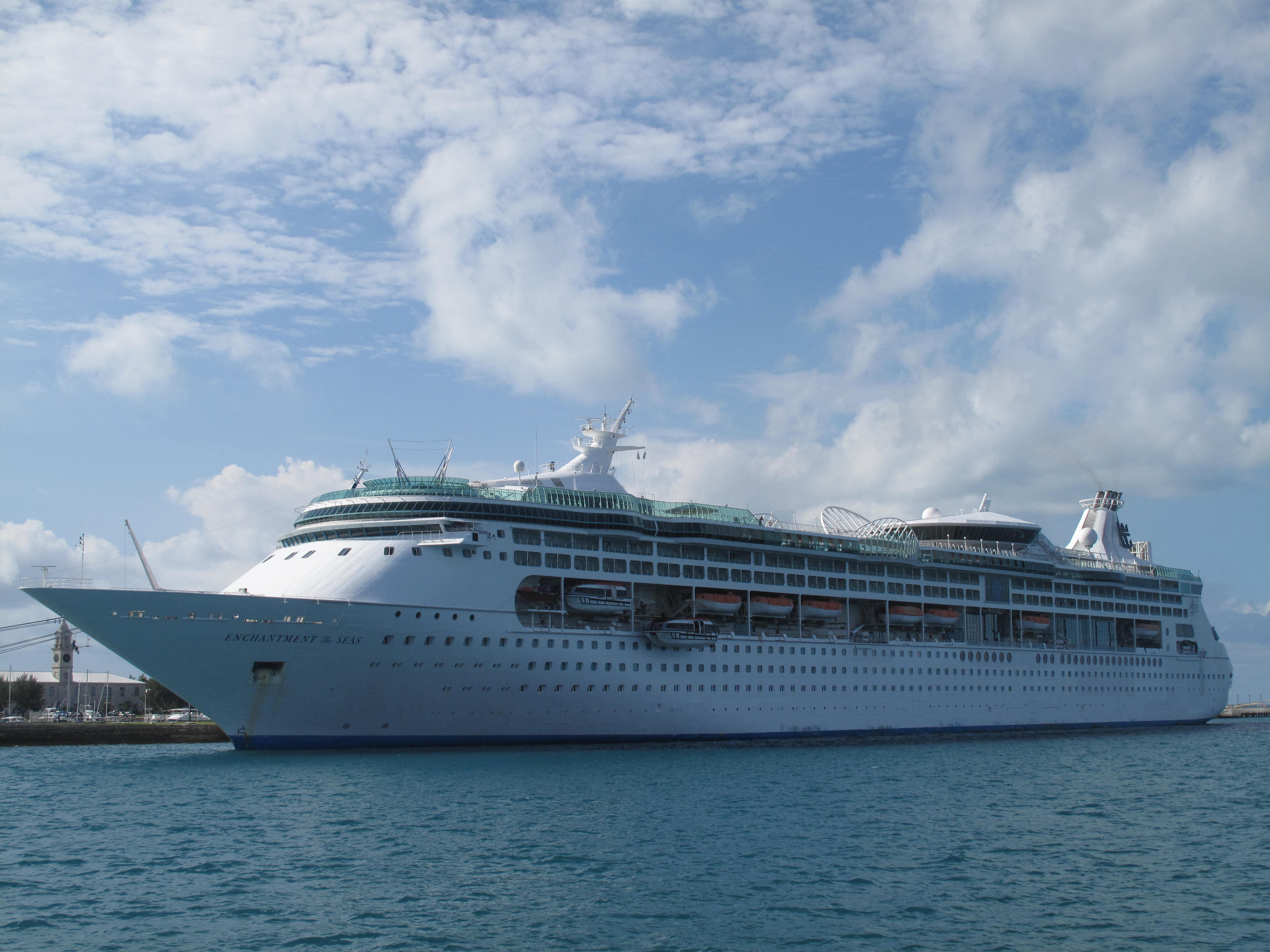 Enchantment Of The Seas A Photo Review Luchanik