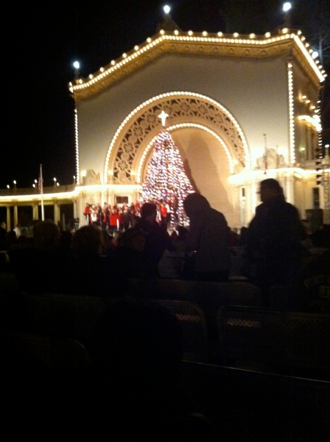 December Nights - Balboa Park, San Diego