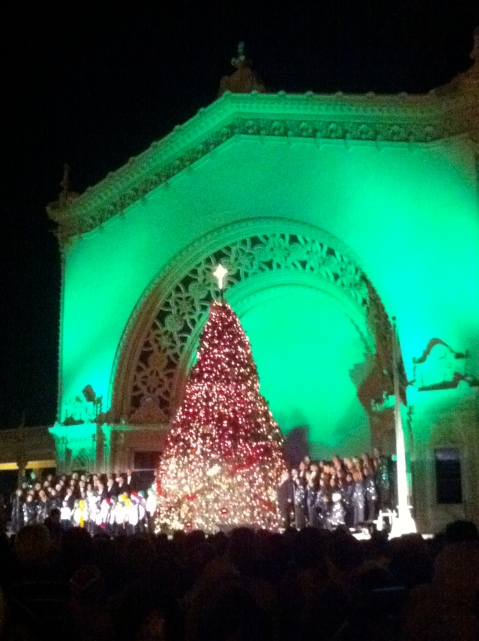 December Nights - Organ Pavilion - Balboa Park