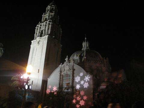 The Museum of Man, December Nights, Balboa Park