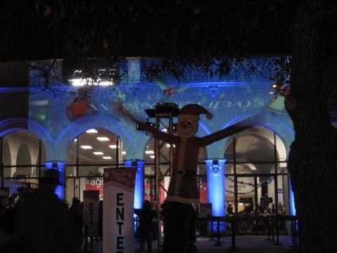 Happy Holidays, Balboa Park, San Diego