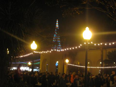 December Nights, Balboa Park, San Diego
