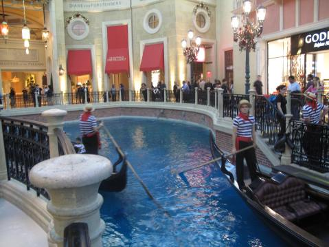 The Venetian - Las Vegas Blvd