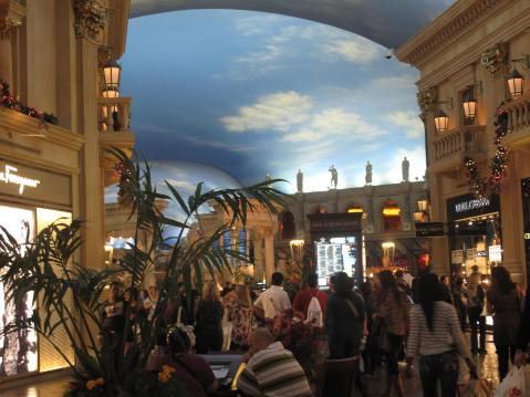 The Forum Shops, Caesars Palace, Las Vegas
