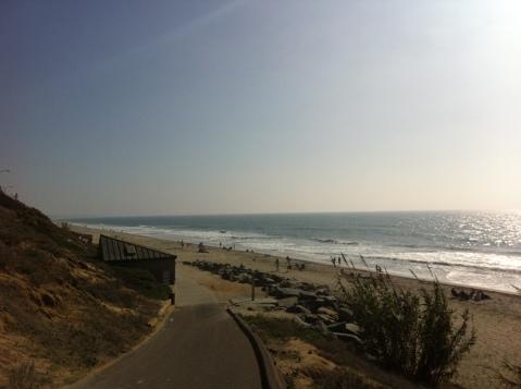 Carlsbad Beach, San Diego