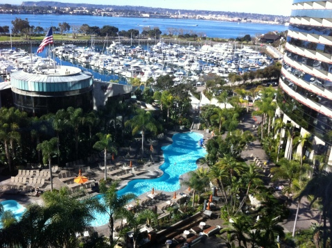 The Marriott Marquis & Marina, San Diego
