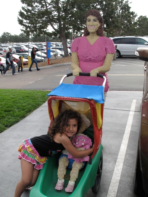 Legoland in Carlsbad, California
