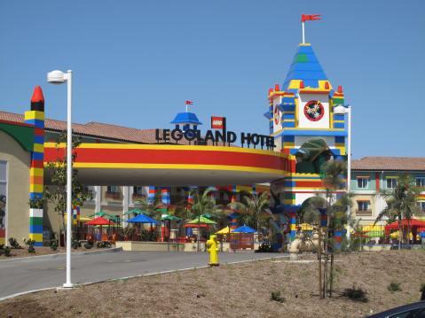 Legoland Hotel, Legoland, Carlsbad, California