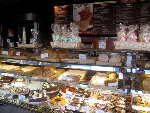 Tempting Treats at Champagne Bakery