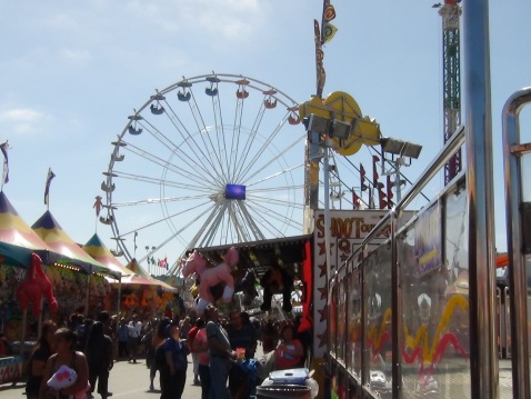 The Grand Wheel, San Diego County Fair