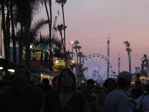 San Diego County Fair, Del Mar