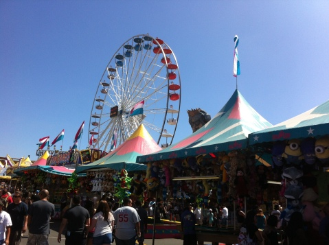 The San Diego County Fair