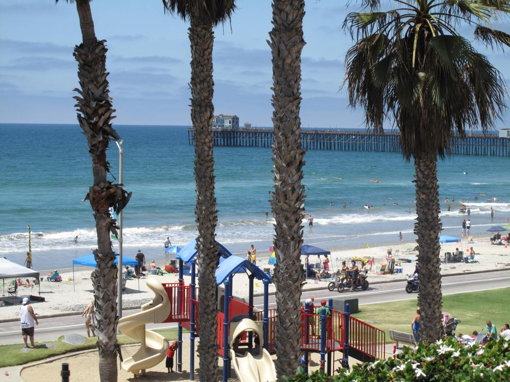 Where's This Beach...Hope It's Within Reach!  It's in Oceanside! (5/6)