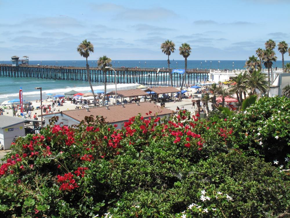 Where's This Beach...Hope It's Within Reach!  It's in Oceanside! (6/6)