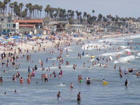 Oceanside Beach, CA