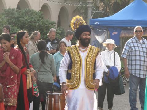Festival Of Lights, Balboa Park