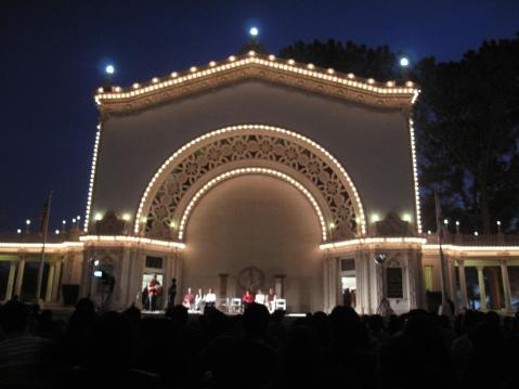 Festival Of Lights, Balboa Park
