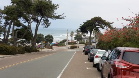 Coast Highway, Del Mar