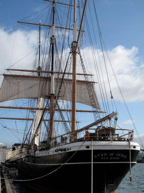 Star of India, San Diego