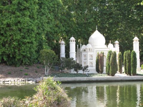Taj Mahal in Legoland
