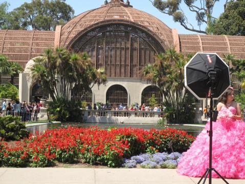 Balboa Park - Botanical Building