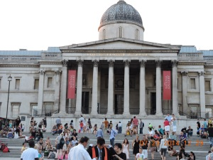 National Gallery, Trafalgar Square