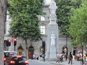 Trafalgar Square/Leicester Square area