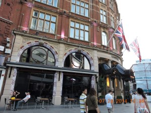 The Hampshire, Radisson Blu - Leicester Square