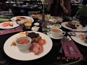 Hilton Trafalgar Restaurant