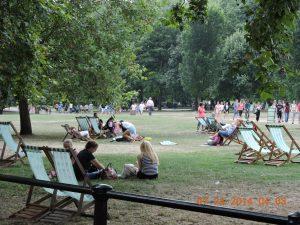 Green Park, London