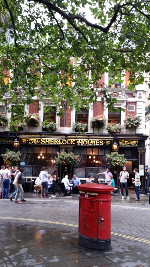 The Sherlock Holmes Pub - #4