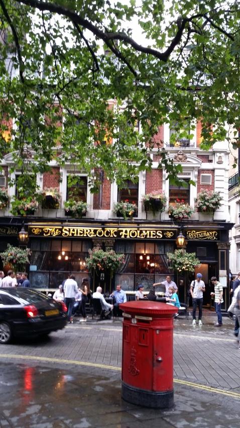 The Sherlock Holmes Pub/Restaurant #3