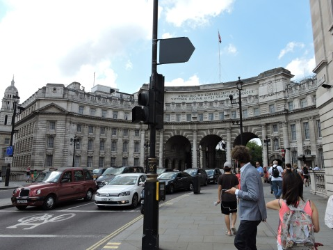 Admiralty Arch, The Mall