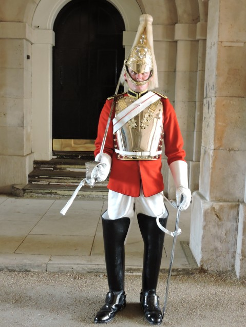 Life Guard, Household Cavalry