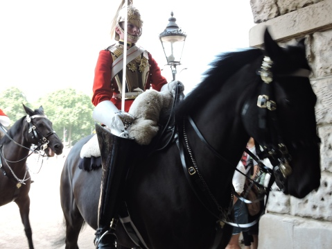 Horse Guard Parade, Whitehall
