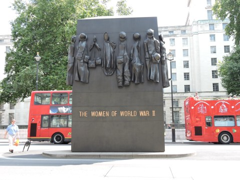 The Women of World War Two, Whitehall