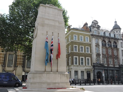 The Cenotaph - the UK's primary war memorial
