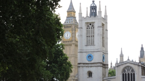 Big Ben and St. Margaret's Church