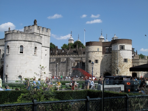 Tower Of London - Oh, how I love thee!