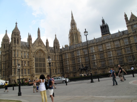 Houses of Parliament/Palace of Westminster