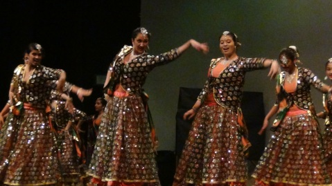 Rajasthan Dance Performance in San Diego