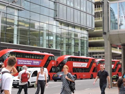 London Street Scene
