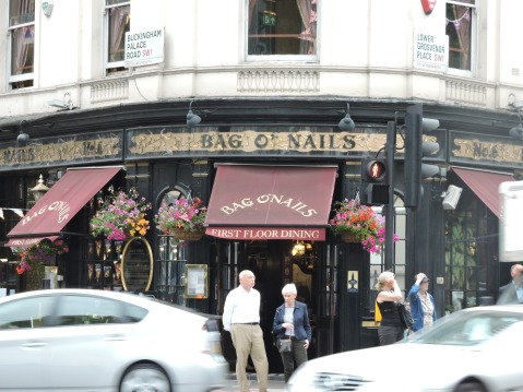Bag O' Nails Pub
