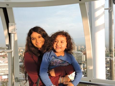 Inside The London Eye
