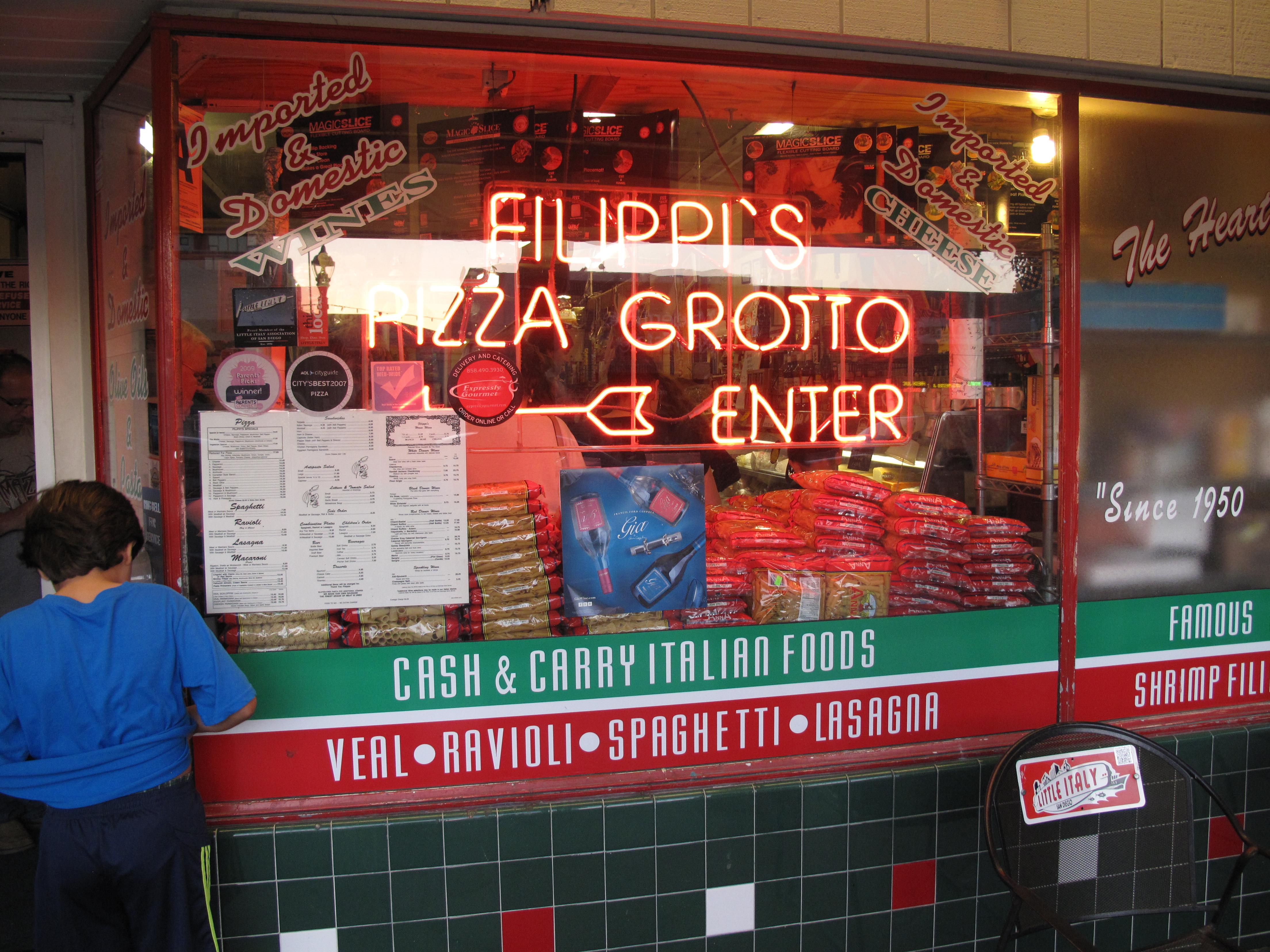 Little Italy San Diego Pizza Restaurants