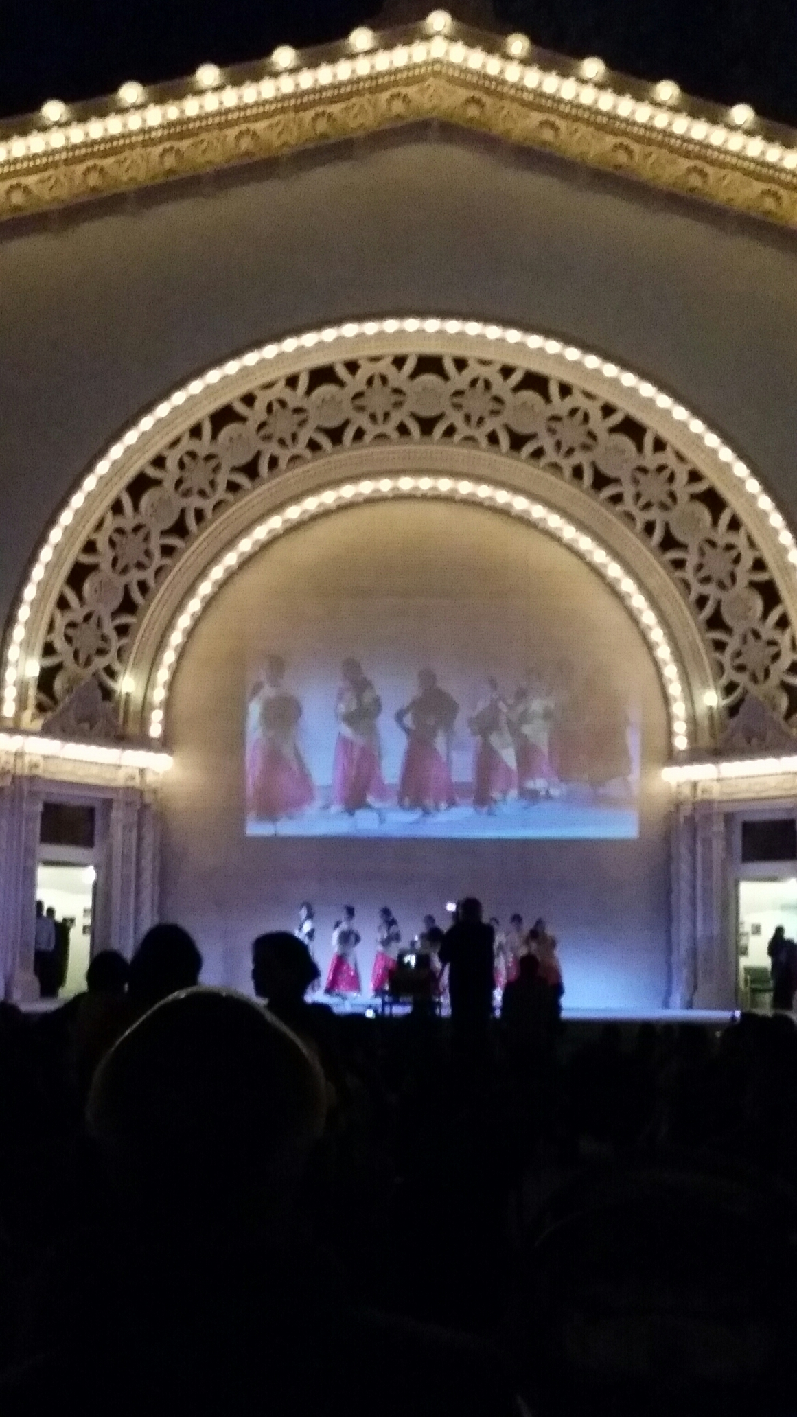 Balboa Park,  Diwali Celebration - 2014
